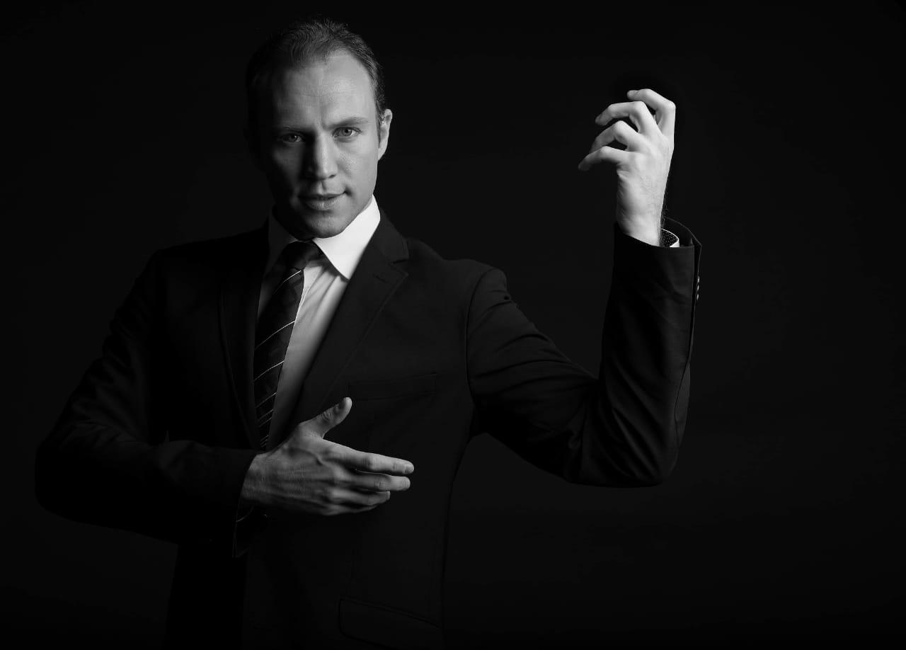 24 февраля - 1 марта в Сочи Танго Академии преподает Никита Гердт (Берлин).