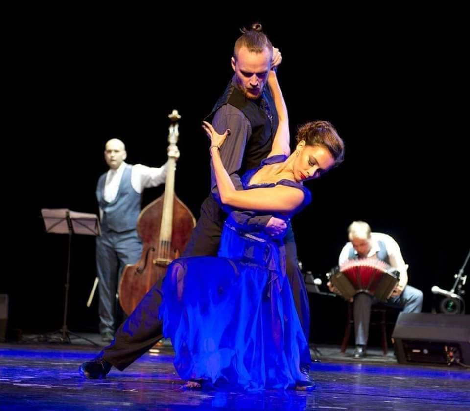 7-8-9 марта - Танго-уикенд с Сергеем Орловым (Москва) и Елизаветой Тавровской.