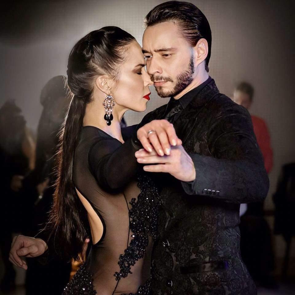 Танго-техники с Ольгой Николаевой!